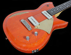 Fano RB6 Guitar in Round-up Orange
