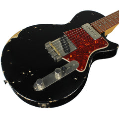Fano SP6 Guitar in Bull Black