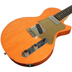 Fano SP6 Custom Guitar - Roundup Orange