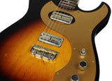 Fano TC6 Guitar in 3-Tone Sunburst