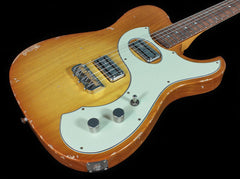 Fano TC6 Guitar in Faded Tea Burst
