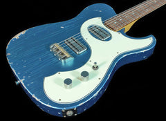 Fano TC6 Guitar in Lake Placid Blue