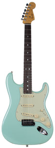 Fender Custom Shop Custom Elite Strat RW Guitar, NOS Guitar, Surf Pearl