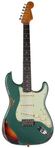 Fender Custom Shop 1961 Stratocaster - Sherwood Green Metallic o/ 3TS - Special Run