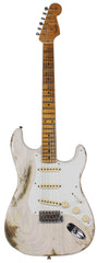 Fender Custom Shop Heavy Relic 1958 Stratocaster, White Blonde
