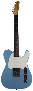 Fender Custom Shop Journeyman 1959 Custom Esquire, Faded Lake Placid Blue