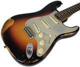 Fender Custom Shop LTD '59 Stratocaster, Heavy Relic, Wide Fade 3TS