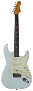 Fender Custom Shop Limited 59 Strat, Journeyman, Super Faded Sonic Blue