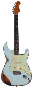 Fender Custom Shop 1961 Stratocaster - Sonic Blue o/ 3TS - Special Run