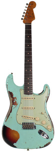 Fender Custom Shop 1961 Stratocaster - Surf Green o/ 3TS - Special Run