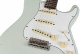 Fender Custom Shop Journeyman 1964 Stratocaster, Faded Sonic Blue