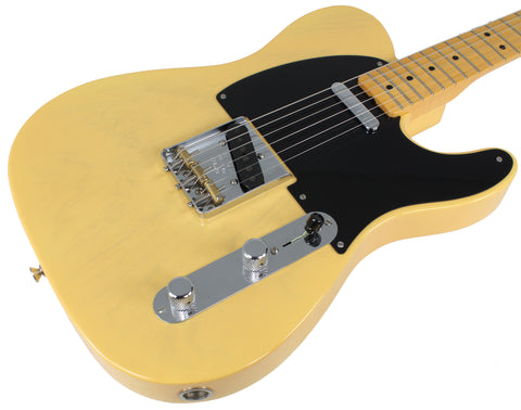 Fender Custom Shop Historic 1950 Double Esquire, Nocaster Blonde