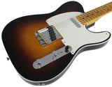 Fender Custom Shop 50's Telecaster Custom Journeyman Relic, 2-Tone Sunburst