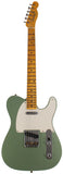 Fender Custom Shop Limited 50's Tele Custom, Journeyman Relic, Aged Sage Green Metallic