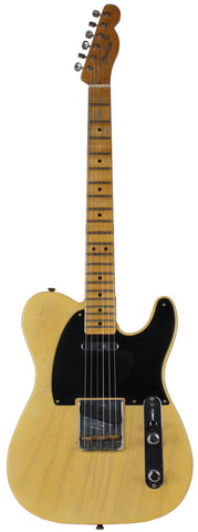 Fender Custom Shop '51 Nocaster, Journeyman, Faded Blonde