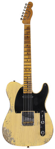 Fender Custom Shop '51 Nocaster, Heavy Relic, Faded Blonde