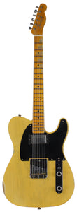 Fender Custom Shop Limited 1951 HS Tele, Relic, Aged Nocaster Blonde