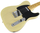 Fender Custom Shop '52 Telecaster, Lush Closet Classic, Faded Blonde