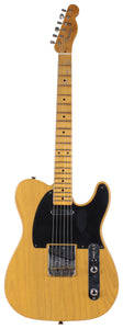 Fender Custom Shop Flash Coat '52 Tele Guitar, Butterscotch Blonde