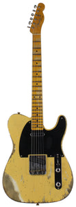 Fender Custom Shop 1952 Telecaster, Heavy Relic, Aged Nocaster Blonde
