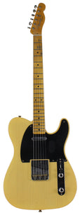 Fender Custom Shop 1952 Telecaster, Journeyman Relic, Aged Nocaster Blonde