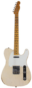 Fender Custom Shop Relic 1954 tele, Aged White Blonde