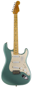 Fender Custom Shop Limited '55 Dual-Mag Strat Journeyman, Aged Sherwood Green Metallic