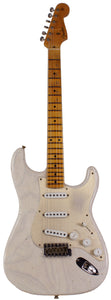 Fender Custom Shop Limited '55 Dual-Mag Strat Journeyman Relic, Aged White Blonde