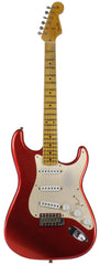 Fender Custom Shop Limited '55 Dual-Mag Strat Journeyman Relic, Aged Candy Apple Red