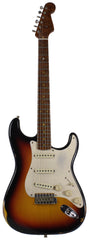 Fender Custom Shop LTD 58 Special Strat Relic, Faded Aged 3 Tone Sunburst - NAMM