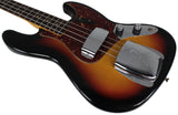 Fender Custom Shop Journeyman 1960 Jazz Bass, Faded 3TS