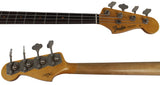 Fender Custom Shop Journeyman 1960 Jazz Bass, Faded Aged Lake Placid Blue