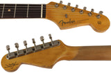Fender Custom Shop 1960 Relic Stratocaster, Aged Olympic White