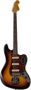 Fender Custom Shop Journeyman 1963 Bass VI, Faded 3TS