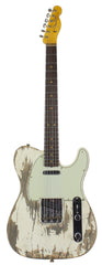 Fender Custom Shop 1963 Super Heavy Relic Telecaster, Super Faded Olympic White