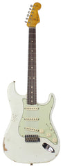 Fender Custom Shop LTD 1964 Stratocaster, Faded Olympic White