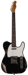 Fender Custom Shop 1964 Telecaster Custom, Heavy Relic, Aged Black