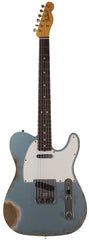 Fender Custom Shop 1964 Telecaster Custom, Heavy Relic, Aged Ice Blue Metallic