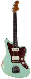 Fender Custom Shop 1965 Jazzmaster, Relic, Faded, Aged Surf Green