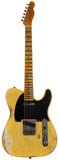 Fender Custom Shop 70th Anniversary Broadcaster, Heavy Relic, Aged Nocaster Blonde