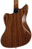Fender Custom Shop Artisan Jazzmaster - Roasted Ash, Tasmanian Blackwood