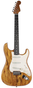 Fender Custom Shop Artisan Spalted Maple Stratocaster