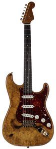 Fender Custom Shop Artisan Maple Burl Stratocaster