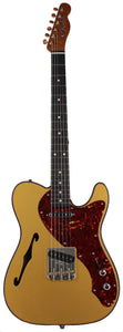 Fender Custom Shop Limited Artisan Thinline Telecaster - Aged Aztec Gold