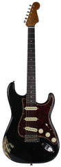Fender Custom Shop LTD '60 Roasted Strat, Heavy Relic, Aged Black