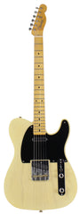 Fender Custom Shop '52 Telecaster, Closet Classic, Faded Blonde