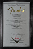 Fender Custom Shop Ltd Relic Double Esquire Special, Amber w/ Aztec Gold