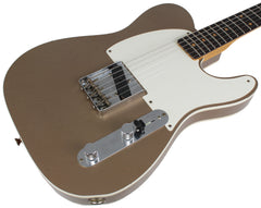 Fender Custom Shop Journeyman 1959 Custom Esquire, Aged Shoreline Gold