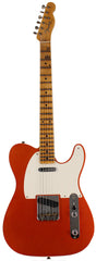 Fender Custom Shop Limited 50's Tele Custom, Journeyman Relic, Aged Candy Tangerine