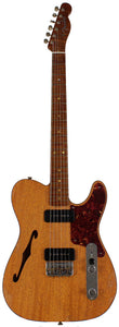 Fender Custom Shop Limited P-90 Tele Thinline Relic, Aged Natural